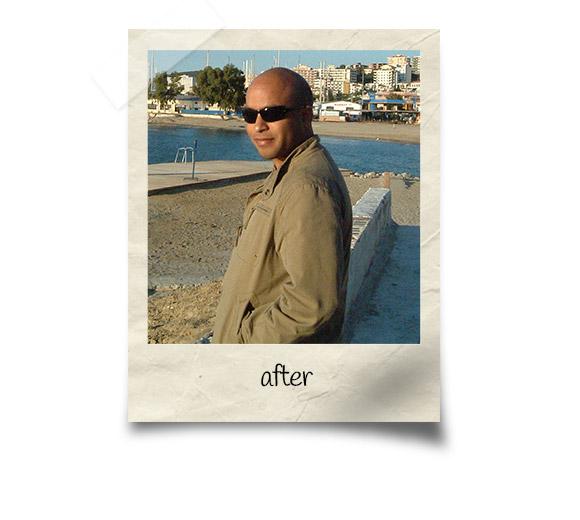 Amith Narayan after