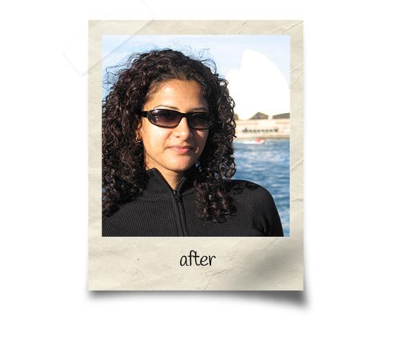 Monisha Kamdar after